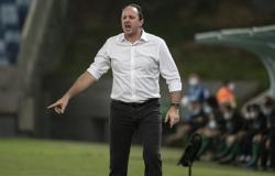 Rogério Ceni justifica alteração de João Gomes em vitória do Flamengo: 'Tenho que pensar no próximo jogo'
