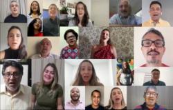 Bem Que Se Quis: Corais do TCE e ALMT lançam novo clipe musical; confira