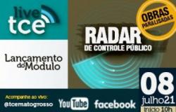 Obras Paralisadas: novo módulo do Sistema Radar traz raio x da situação de todo estado