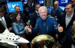 Richard Branson, o bilionário britânico com sonhos estratosféricos