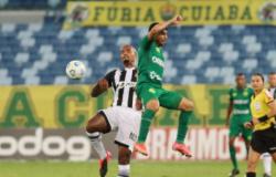 Com gol no apagar das luzes, Cuiabá arranca empate com Ceará