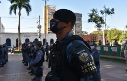 PM deflagra operação e sugere dicas de segurança durante Liquida Centro