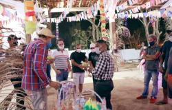 Comemoração junina marca 20 anos do albergue Manoel Miraglia e segue protocolos de biossegurança