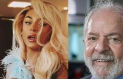 Pabllo Vittar revela desejo de cantar na posse de Lula em 2022; PT reage
