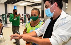 Campanha de vacinação em Cuiabá trabalha com a supervisão contínua dos órgãos de controle