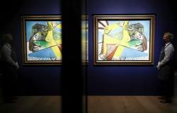 Ações de pinturas de Picasso chegam a U$6 mil em leilão de blockchain
