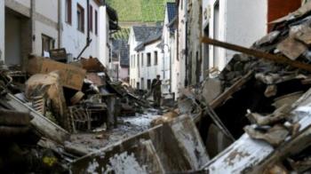 Balanço de inundações na Alemanha sobe para 165 mortos