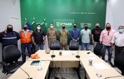 Prefeitura de Cuiabá reforça estrutura para combater queimadas