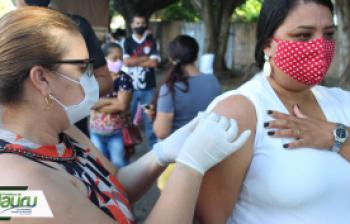 Cidade irá receber 1.610 Doses de Vacina contra COVID-19