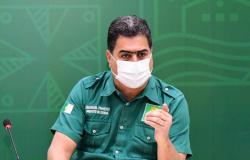 Pinheiro participa de ato que fortalece apoio à chegada da ferrovia em Cuiabá