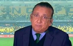 Galvão Bueno tem conta bancária bloqueada pela Justiça por débito de R$ 1,3 milhão