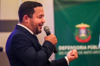 Defensor-geral fará entrega de prêmio de R$ 1 mil em cerimônia virtual
