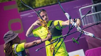 Brasil estreia nas eliminatórias do tiro com arco em duas provas dos Jogos de Tóquio
