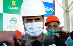 Saneamento cuiabano avança e investimento ultrapassa R$ 600 milhões; Prefeito destaca compromisso da gestão