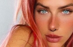 Giovanna Ewbank surge de cabelos rosa e pede opinião dos seguidores: 'Aprovam?'