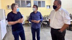 Escola técnica de Barra do Garças será reformada para atender população com qualidade