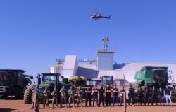 Operação cumpre 24 mandados em MT e MG contra envolvidos em esquema de desvio e receptação de cargas de soja