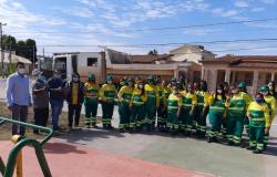 Reeducando prestam serviços para Prefeitura de Cuiabá e veem oportunidade de recomeço