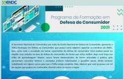Escola Nacional do Consumidor abre inscrições gratuitas para 13 cursos online
