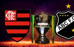 Flamengo x ABC: prováveis times, desfalques, onde assistir e palpites
