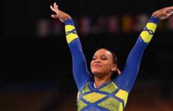 Rebeca Andrade é medalha de prata nas Olimpíadas