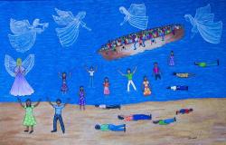 Artistas visuais têm até 08 de agosto para inscrever obras no 26° Salão Jovem Arte