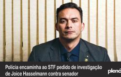 Polícia encaminha ao STF pedido de investigação de Joice Hasselmann contra senador