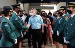 Governador anuncia concurso na área de segurança pública em MT
