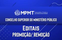 CSMP divulga lista de inscritos em concurso de promoção
