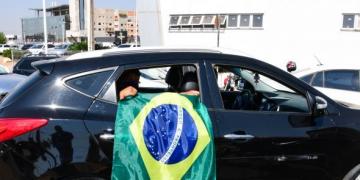 Visita Presidente Jair Bolsonaro em Cuiabá -MT