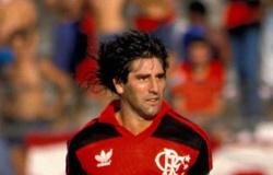 Zinho relembra dos tempos de galã de Renato no Flamengo: 'Famosas ligavam, e eu ficava com água na boca'