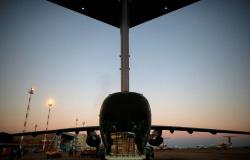 Avião da FAB com destino ao Haiti sofre pane na Serra do Cachimbo