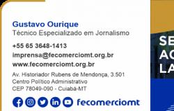 """Lançamento do estudo """"Onde Investir em Mato Grosso"""" contará com participação de entidades internacionais"""