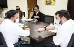 Claudinei obtém esclarecimentos dos concursos da segurança pública na Seplag