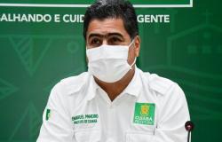 Prefeito Emanuel Pinheiro recebe segunda dose de vacina contra a covid-19 nesta quarta-feira (08)