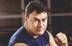 'Irei bater em você como sua mãe te batia', Popó provoca Whindersson Nunes antes de luta