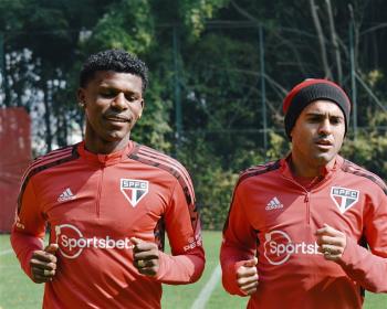 Escalação do São Paulo: Benítez e Eder devem ser titulares contra o Fortaleza, pela Copa do Brasil