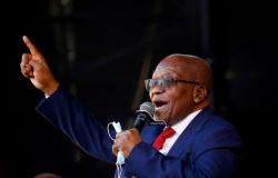 Principal tribunal da África do Sul mantém pena de prisão de ex-presidente Zuma