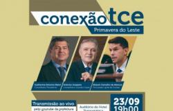 Conexão TCE será lançado no próximo dia 23 em Primavera do Leste
