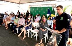 Gestão Emanuel Pinheiro demonstra bom poder de articulação e reúne em evento ministra e mais sete representantes do Governo Federal
