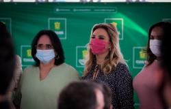 Ministra elogia atuação da primeira-dama Márcia Pinheiro em prol das mulheres