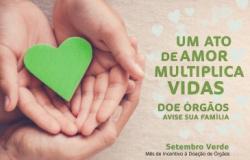 TCE-MT adere ao Setembro Verde e reforça debate sobre doação de órgãos