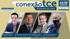 Com participação de 13 municípios, Conexão TCE será lançado nesta quinta-feira (23)
