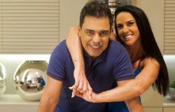 Graciele Lacerda sobre dificuldade de engravidar de Zezé Di Camargo: 'Mô é vasectomizado'