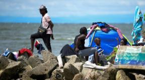 Panamá pede apoio da ONU para enfrentar onda migratória haitiana