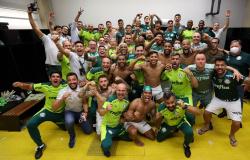 """Análise: Abel leva Palmeiras a nova final e prova ser """"destinado a fazer história"""" por suas convicções"""