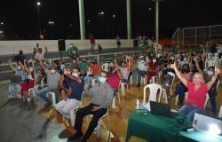 Comunidade debate ações planejadas para o complexo cultural e esportivo