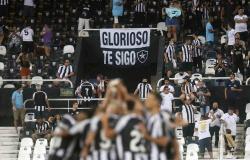 Botafogo divulga informações para torcida assistir a partida contra o Avaí no Nilton Santos; confira