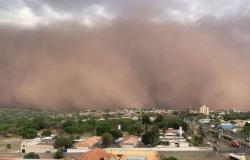 Quatro morrem durante tempestade de poeira no interior de SP