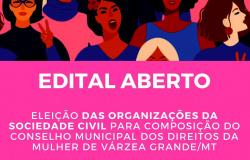Abertas inscrições para eleição de representantes não governamentais para o Conselho Municipal dos Direitos da Mulher